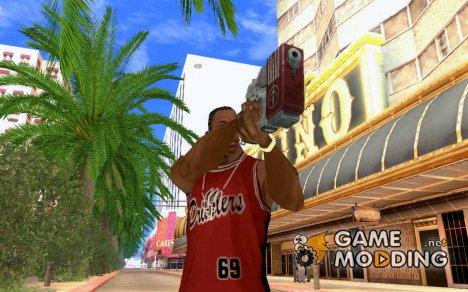 Magnum Pistol для GTA San Andreas