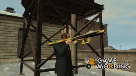 Панцершрек для GTA 4