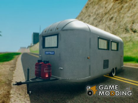 1954 Vintage 24 Airstream for GTA San Andreas