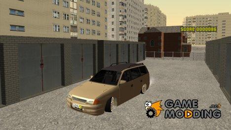 Opel Astra F Caravan Sport for GTA San Andreas