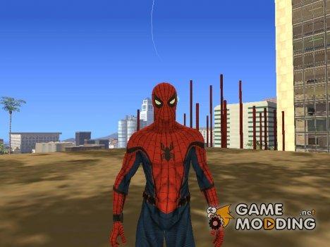 Человек паук противостояние для GTA San Andreas