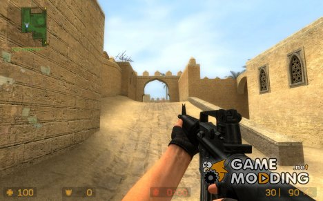 M16A4 для Counter-Strike Source
