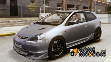 Honda Civic Type-R (EP3) для GTA 4