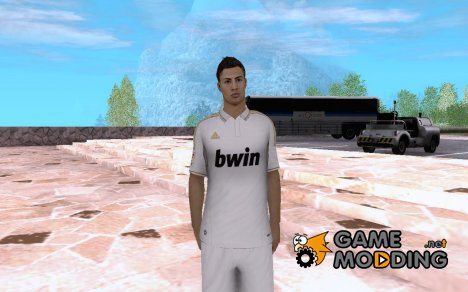 Cristiano Ronaldo for GTA San Andreas