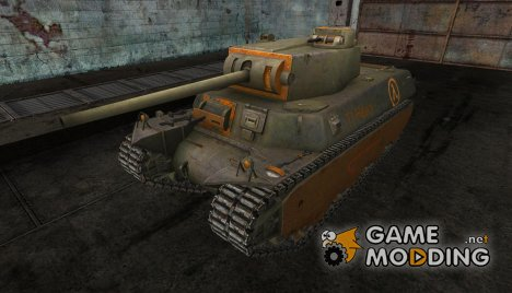 Шкурка для T1 hvy for World of Tanks