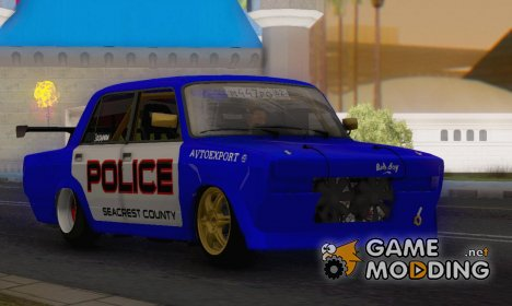 ВАЗ 2107 Дрифт for GTA San Andreas