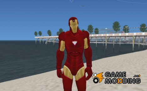 Iron man MVC3 for GTA San Andreas