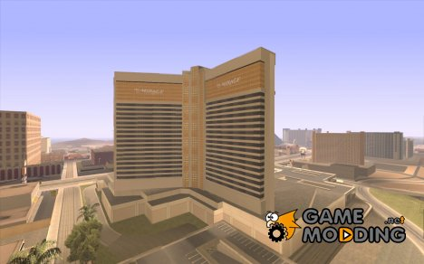 Welcome to Las Vegas для GTA San Andreas
