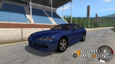 Nissan Silvia S15 for BeamNG.Drive
