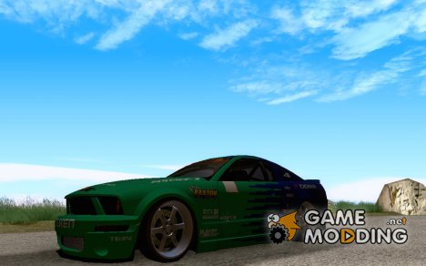 Ford Mustang Falken for GTA San Andreas