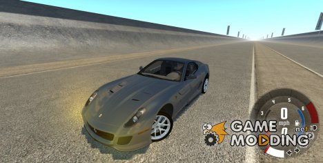 Ferrari 599 GTO 2011 for BeamNG.Drive