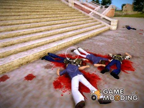 Новые графические эффекты v.3.0 for GTA Vice City