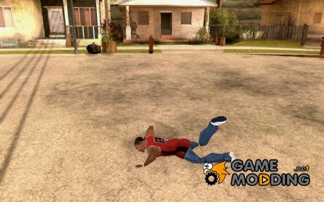 Сиджей может оступиться для GTA San Andreas