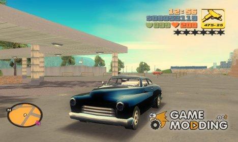 Hermes из GTA SA для GTA 3
