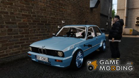 BMW E30 V8 Drift for GTA 4