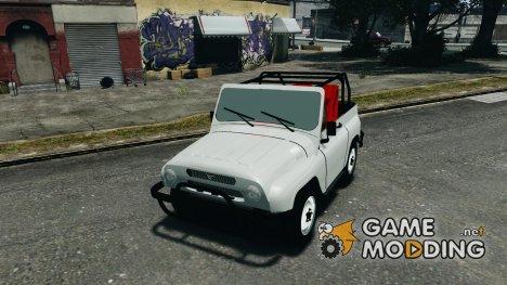 УАЗ 3150 for GTA 4