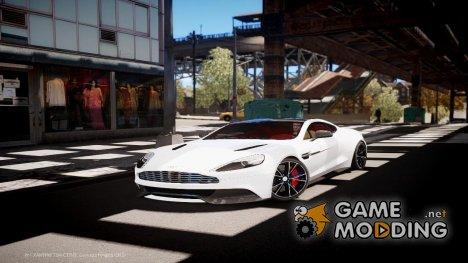 Aston Martin Vanquish 2013 for GTA 4