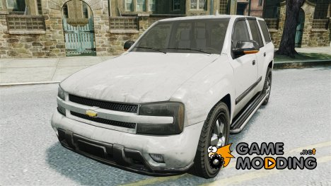 Chevrolet TrailBlazer v.2.0 для GTA 4