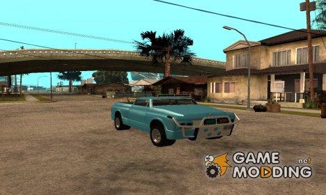 Slamvan v.1.0 для GTA San Andreas