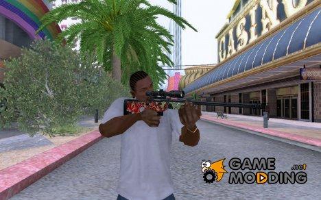 Граффити awp для GTA San Andreas