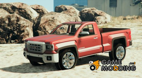 GMC Sierra 2015 for GTA 5