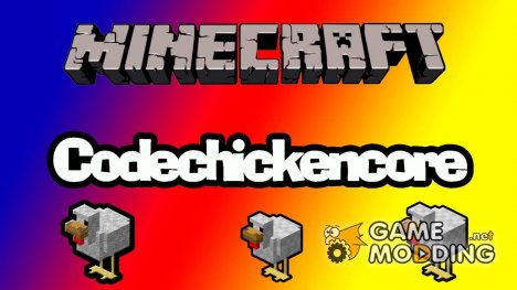 CodeChickenCore for Minecraft