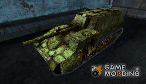 СУ-14 BuchFink для World of Tanks