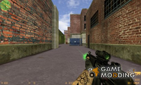 Urban Warfare Series MP5 for Counter-Strike 1.6