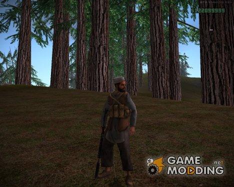 Талибский армеец v8 для GTA San Andreas
