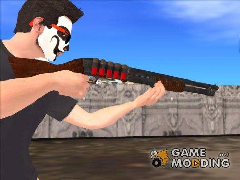 Дробовик HD for GTA San Andreas