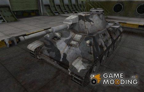 Шкурка для немецкого танка VK 30.02 (D) для World of Tanks