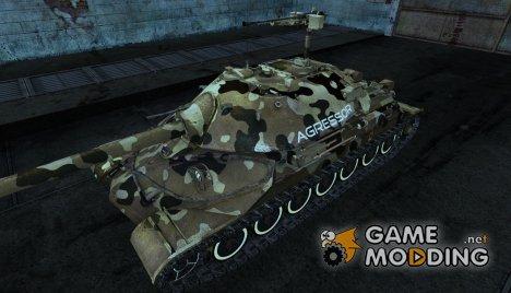 Шкурка для ИС-7 for World of Tanks