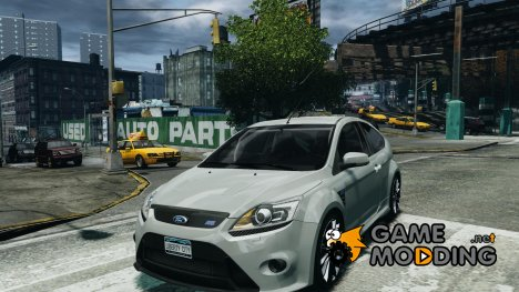 Ford Focus RS 2009 для GTA 4