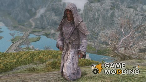 Wizard Robes for TES V Skyrim