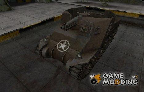 Исторический камуфляж T40 for World of Tanks
