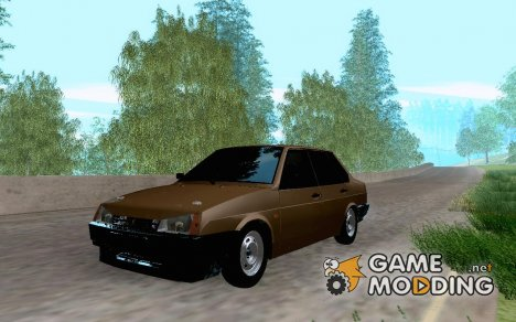 ВАЗ 21099 for GTA San Andreas