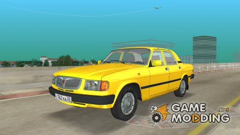 ГАЗ 3110 для GTA Vice City