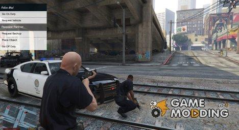 Police Mod для GTA 5