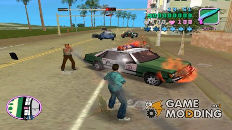 God Mode for GTA Vice City