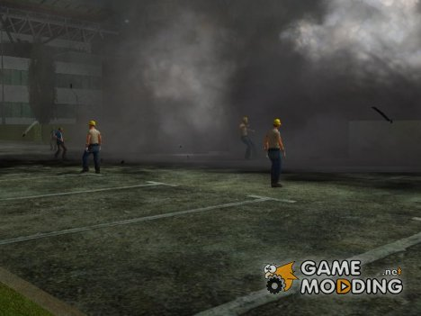 Бунт рабочих для GTA San Andreas