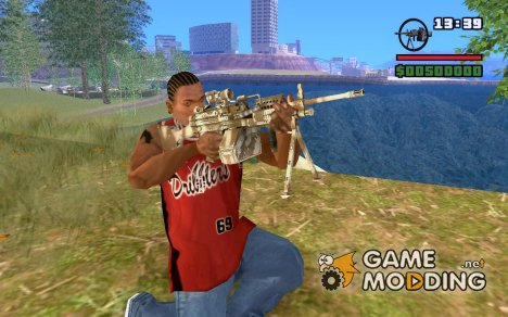 MK48 MOD 0 for GTA San Andreas