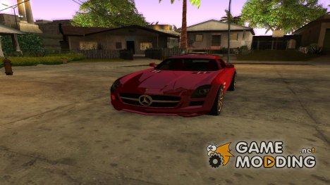 Пак хороших машин для GTA San Andreas