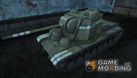КВ-5 15 for World of Tanks