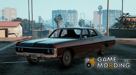 1971 Dodge Polara for GTA 5