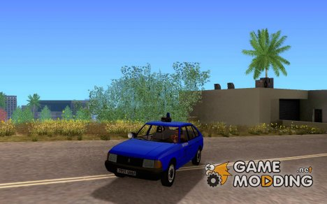 АЗЛК 21418 Патруль для GTA San Andreas
