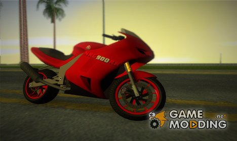 NRG 900 RR (GTA IV) for GTA Vice City