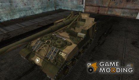 M40M43 от Stromberg для World of Tanks