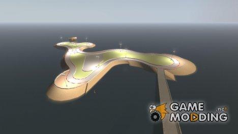 Drifttrack IV for GTA 4