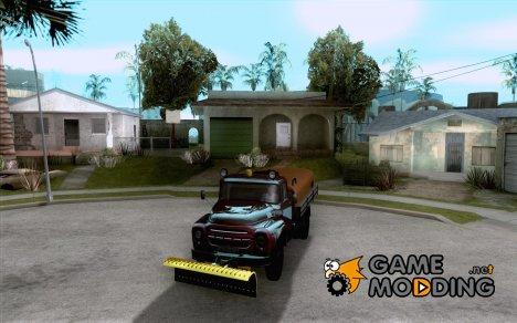 КО-829 на шасси ЗиЛ-130 beta для GTA San Andreas