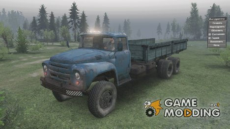 ЗиЛ 133Г1 for Spintires 2014